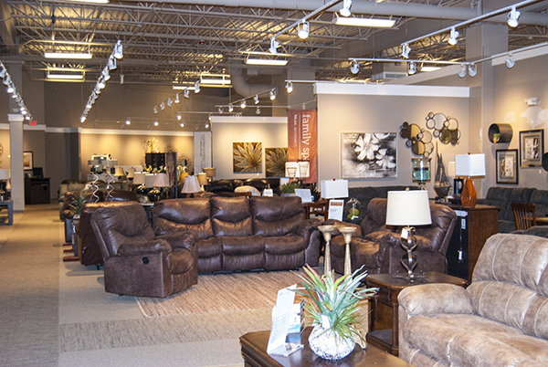 Ashley Furniture Store :: Project